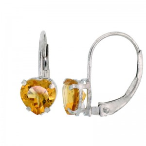 Leverback Earring