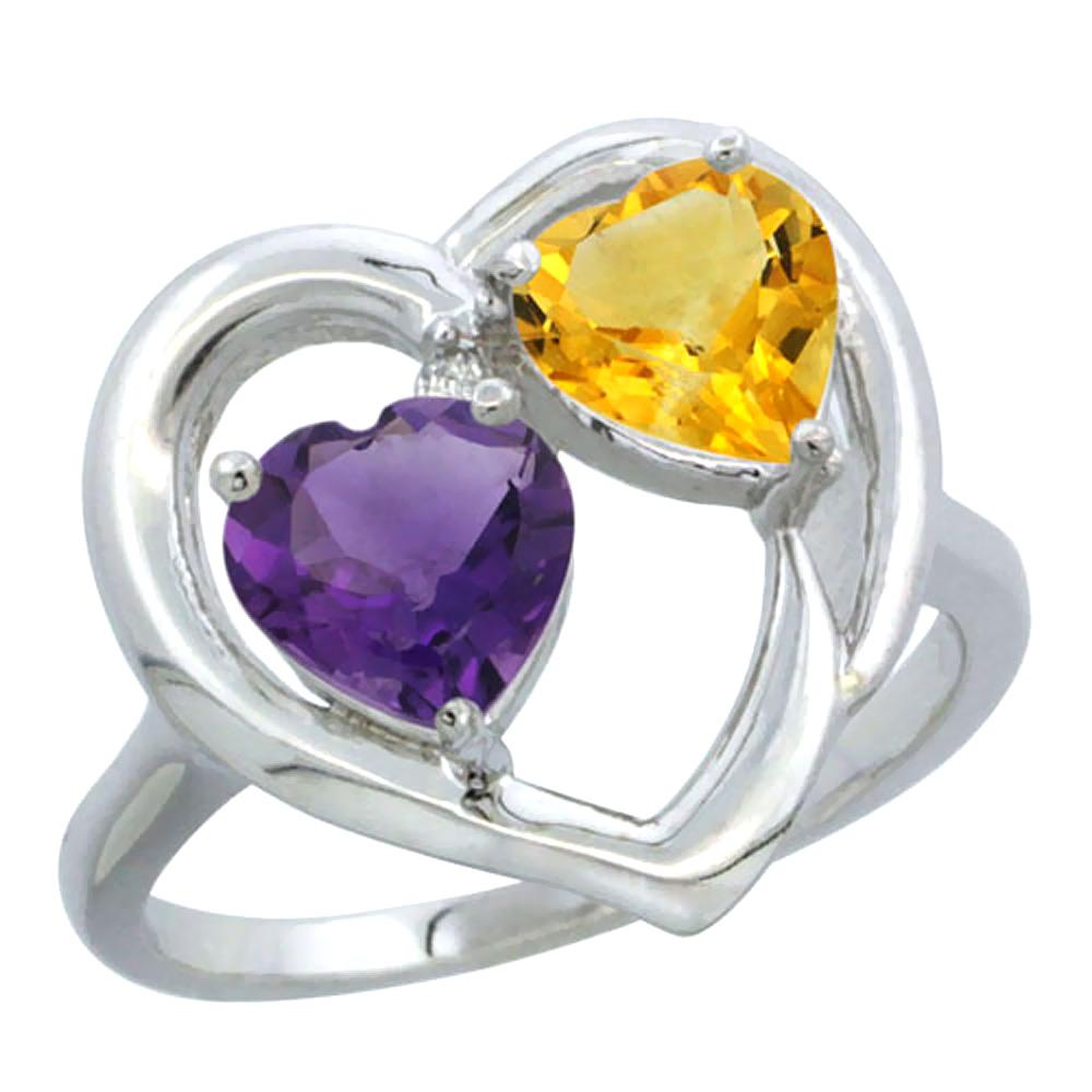 2-Stone Rings