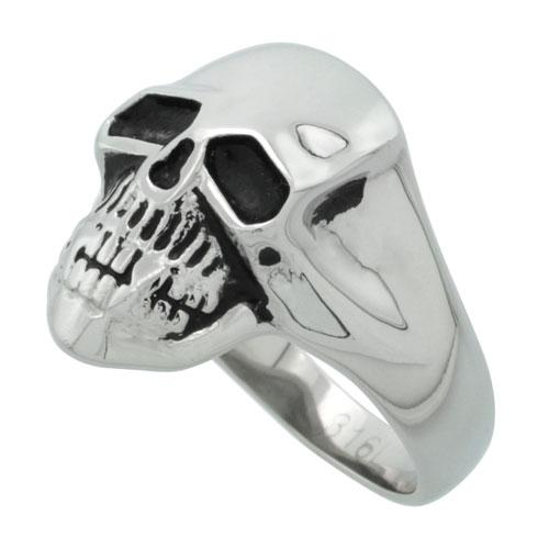 Biker/Skull Rings