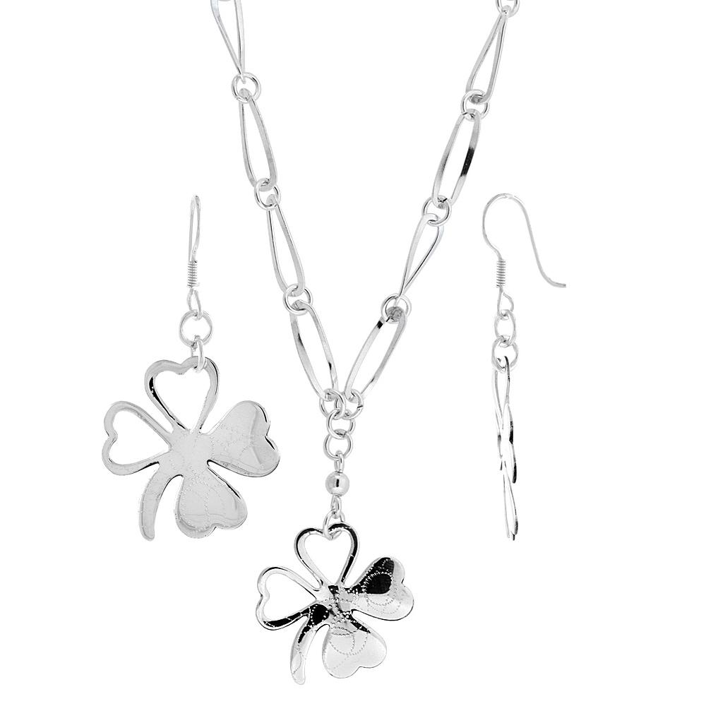 Bracelet, Earrings & Necklace Sets