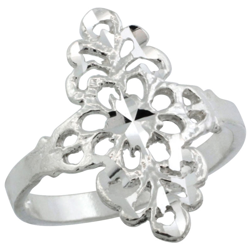 Filigree Rings
