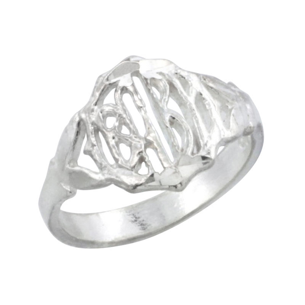 Sterling Silver Baby Ring / Kid's Ring / Toe Ring (Available in Size 1 to 5)