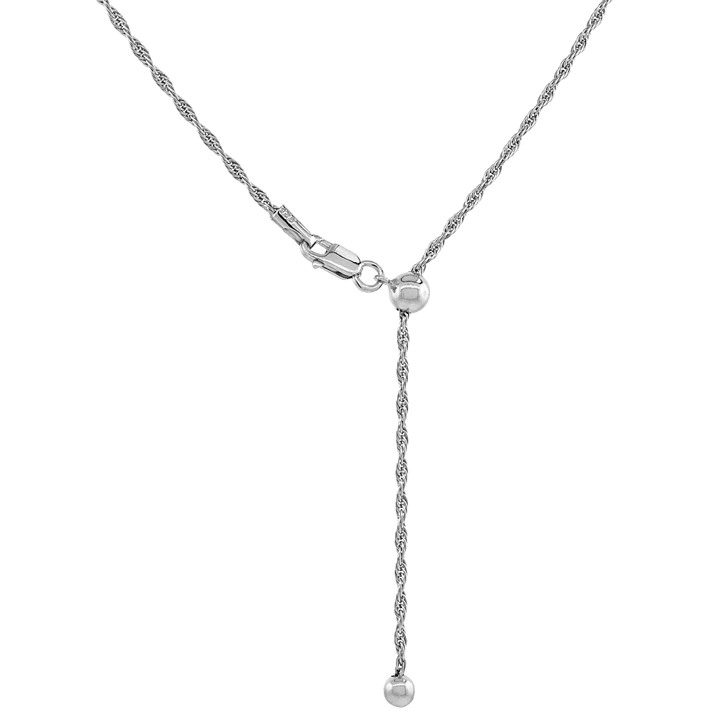 Plain Heart Pendant and Chain (Nickel Free) jljj0r7D
