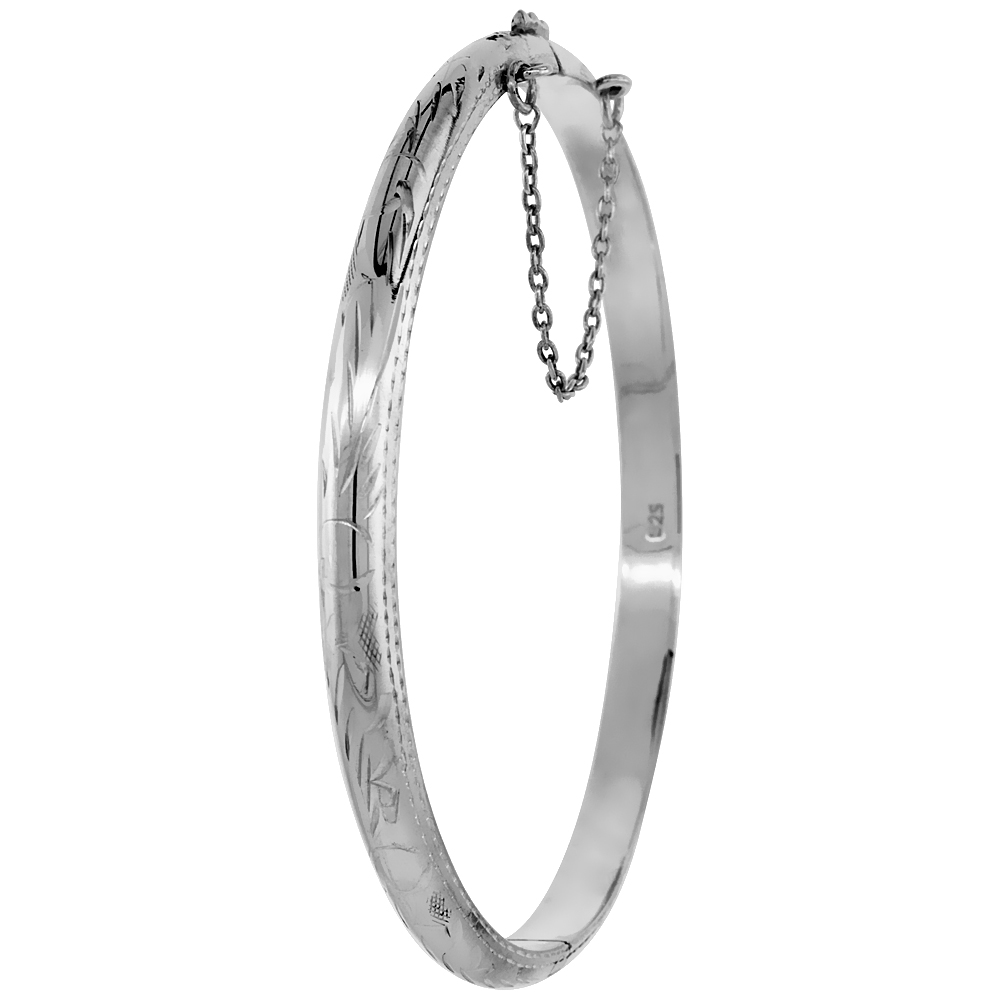 bracelet bangle brave be bracelets bangles hook inspirational silver thin products